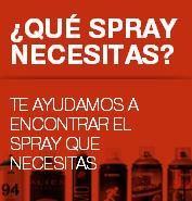 asistente para comprar spray