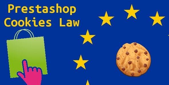 prestashop cookies law